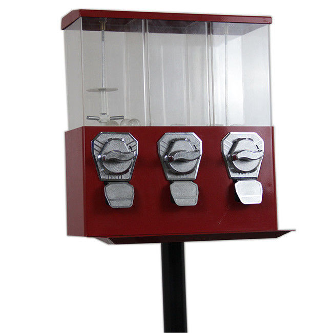 candy tomy gacha coin mechanism humball vending machine 48cm 20kg 3 selection for mall
